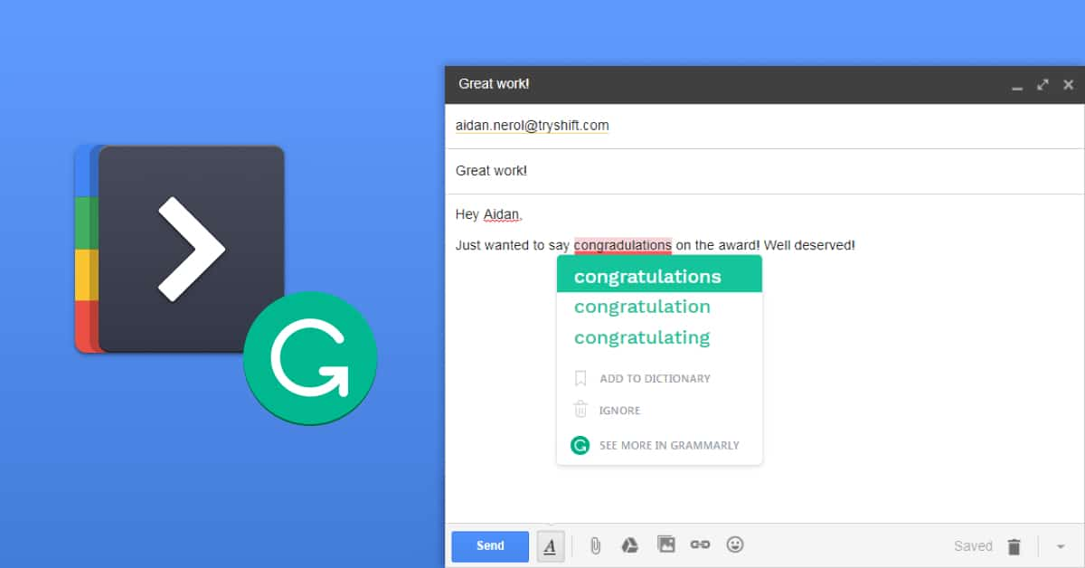The Best Way To Use Boomerang And Grammarly? With Shift 2 0