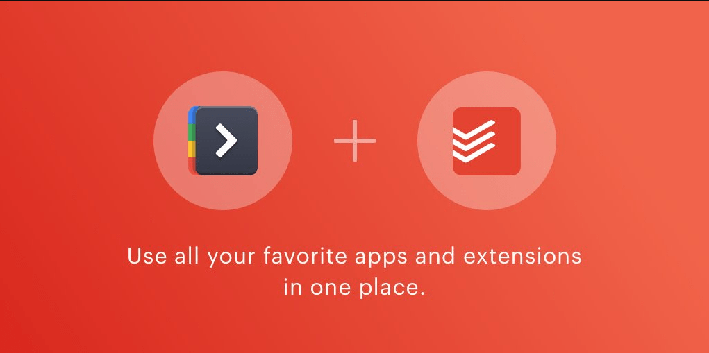 Shift and Todoist are the ultimate productivity pairing.