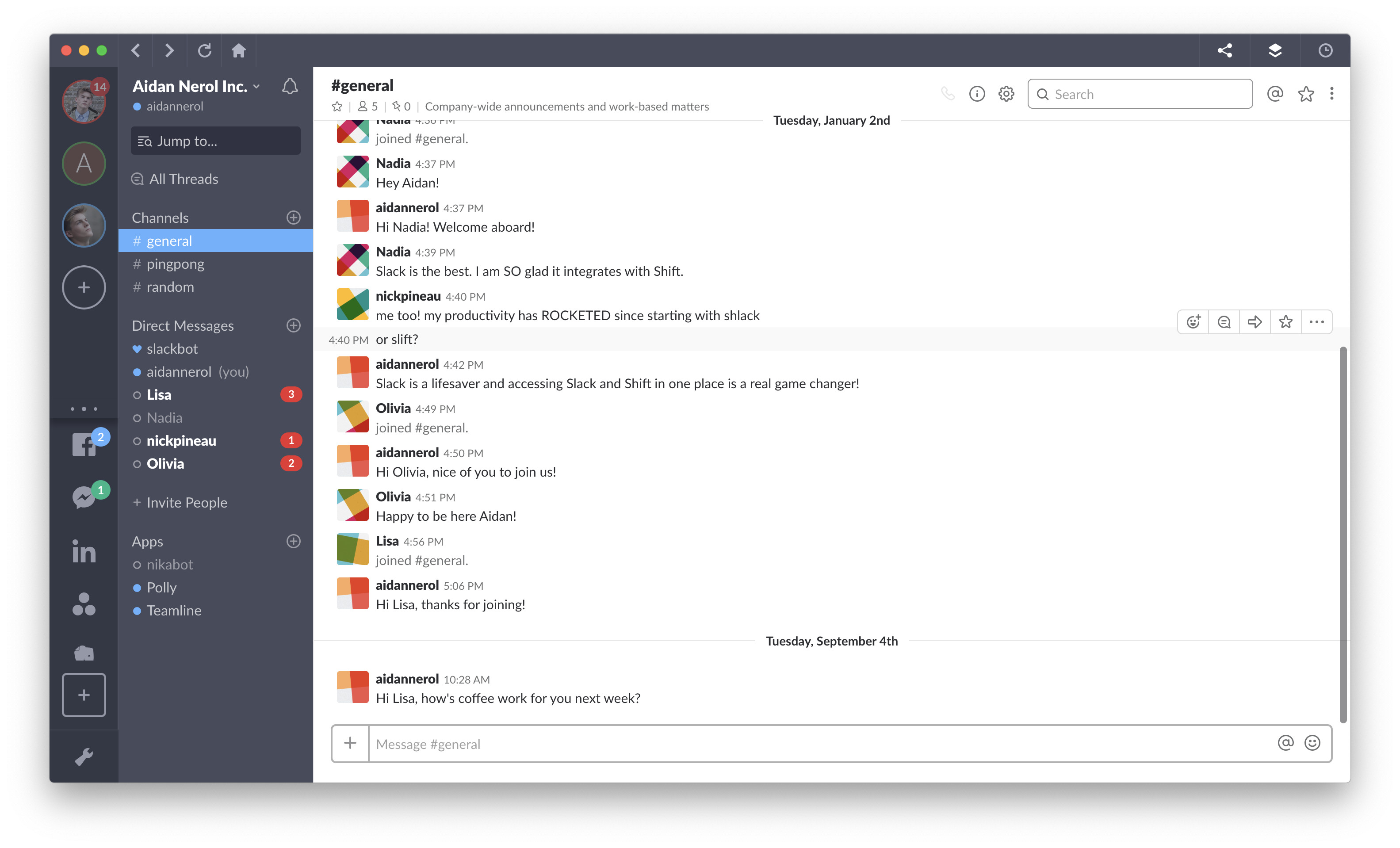 Slack Vs Discord: Team Communication Showdown - The Shift Blog